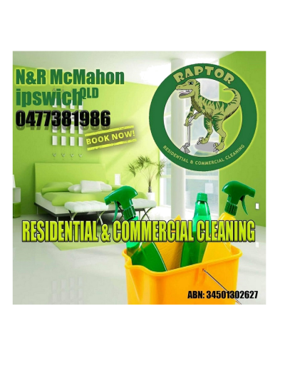 Raptor Residential & Commercial Cleaning Ipswich 1